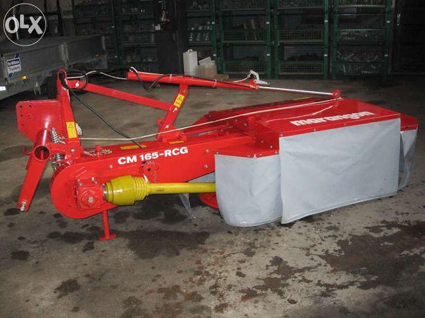 Ceifeira rotativa condicionadora marangon 165 rcg