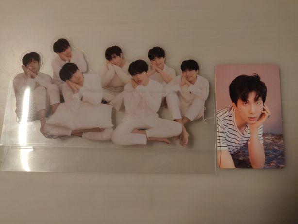 BTS Love Yourself Tear versão O completo photocard RM CD álbum
