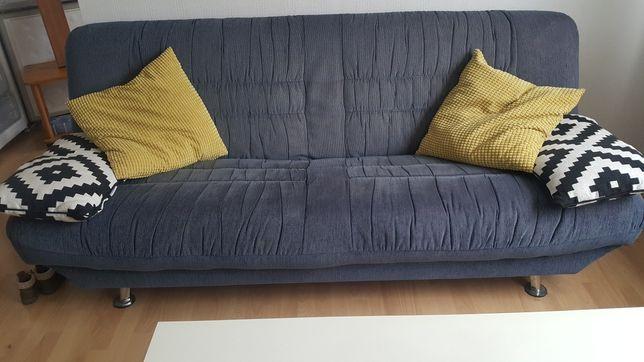 Sofa z funkcją spania-OKAZJA