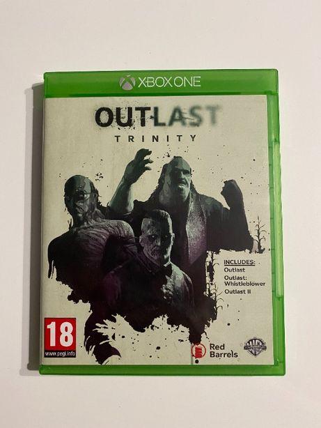 Outlast Trinity (3 gry w 1) Xbox One / Series X