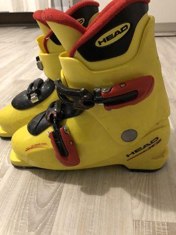 Buty narciarskie dziecięce Head Carve X2 19,5 (31-32)