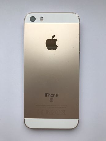 Iphone SE Złoty 64 GB