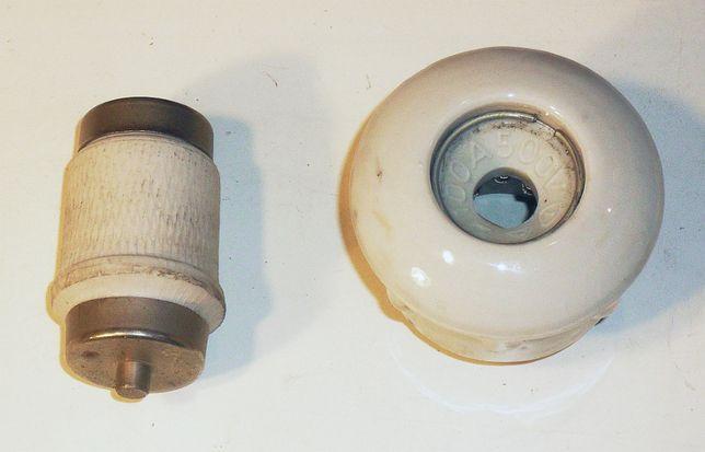 Główka bezpiecznikowa ceramiczna 100 A + wkładka 100 A