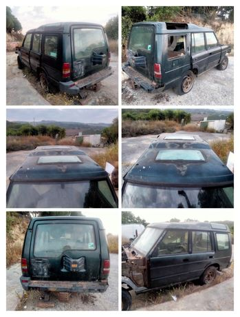 Land Rover Discovery 300 5 portas para peças