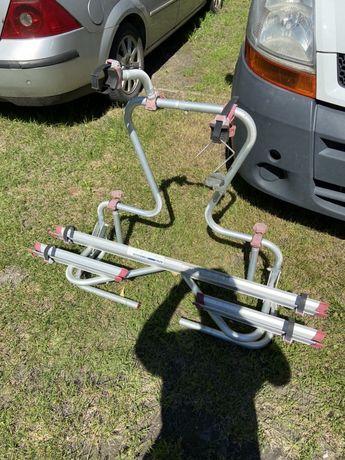 Bagażnik rowerowy do przyczepy kempingowej