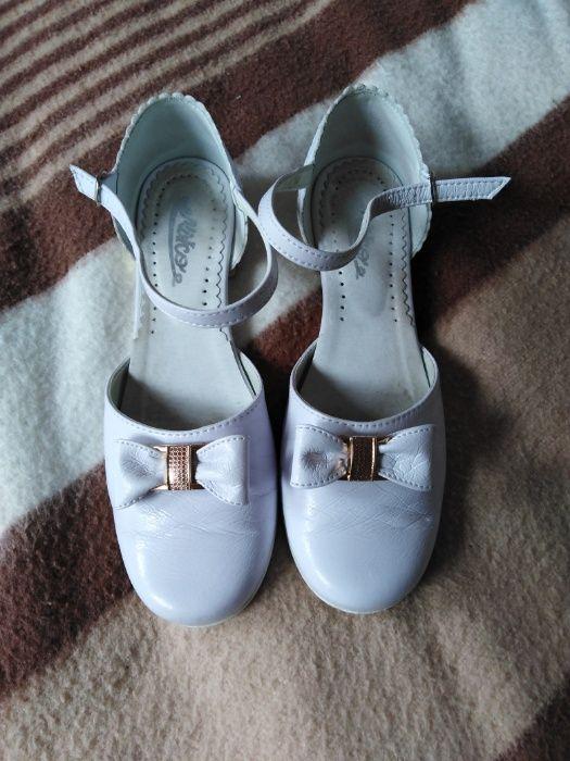 Buty komunijne dla dziewczynk Lubin - image 1
