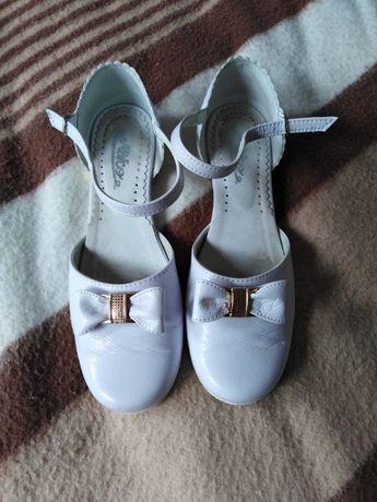 Buty komunijne dla dziewczynk