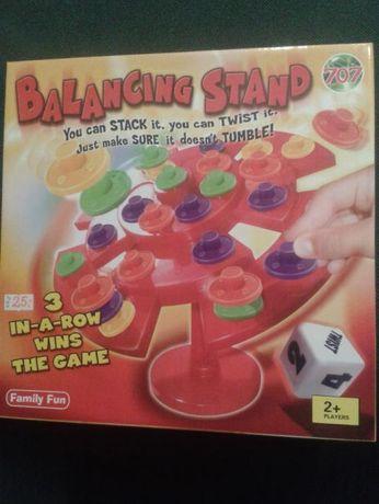 Gra zręcznościowa Balancing Stand, Balansująca wieża, NOWE!