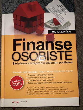 Finanse osobiste Marek Lipinski