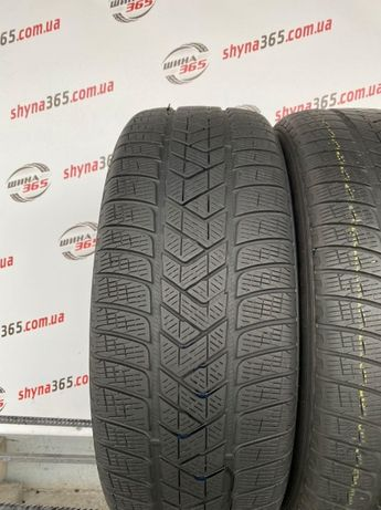 Шини 235/60 R18 PIRELLI SCORPION WINTER (Протектор 5,5мм) 4шт