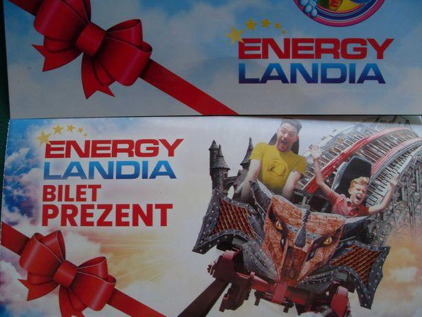 Bilet ENERGY LANDIA  2 DNI zabawy