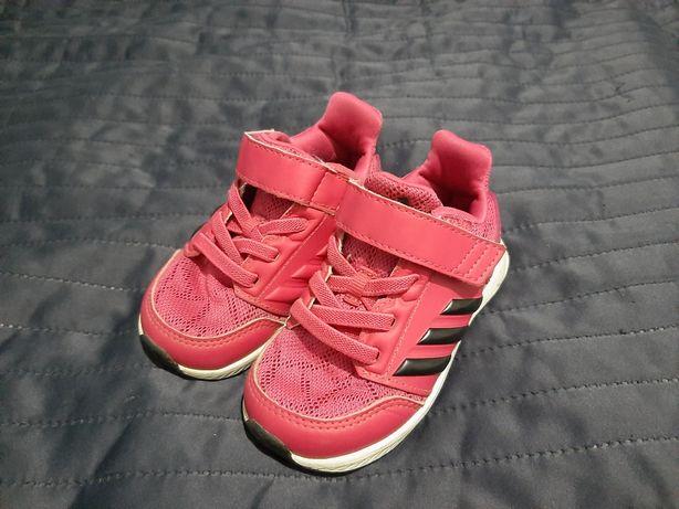 Buciki sportowe Adidas r. 21