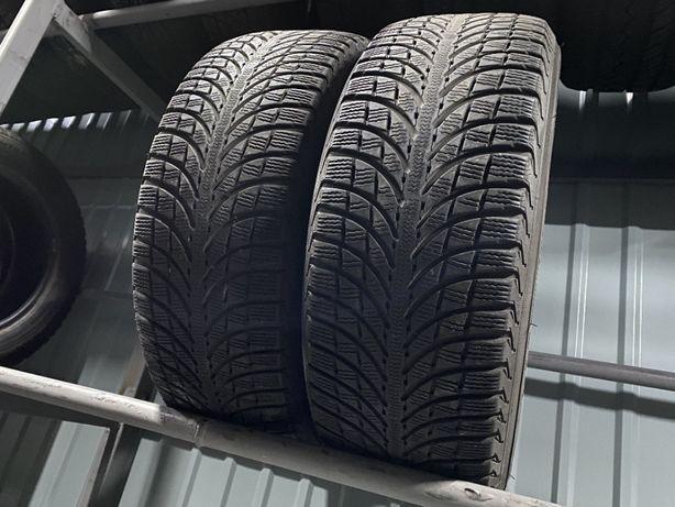 Зима 225/60/R17 2017г 6мм Michelin Latitude Alpin 2шт Зимняя резина