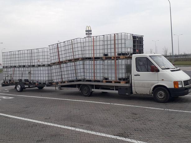 skup zbiorników 1000 i 600 l FV