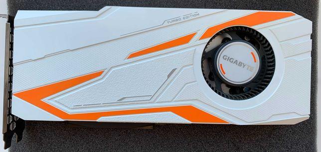 Видеокарта Gigabyte GeForce GTX 1080 Ti Turbo 11GB GDDR5X