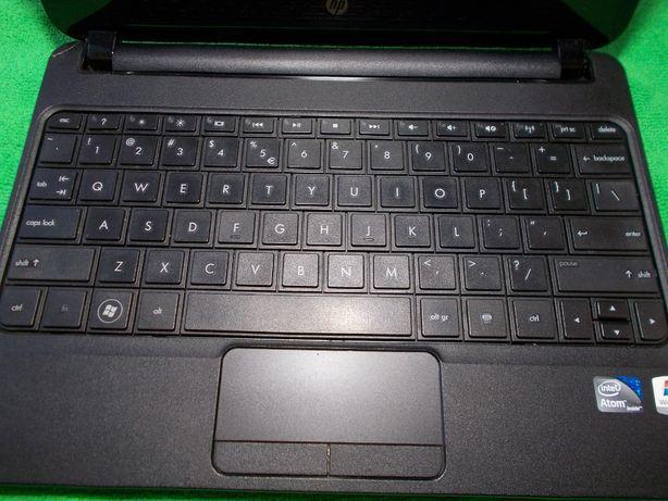 HP Mini 110^3100 laptop tablet
