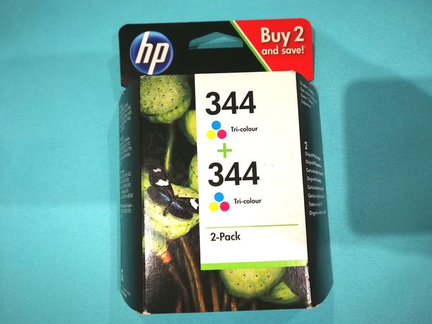 Tusz HP 344 2-pack