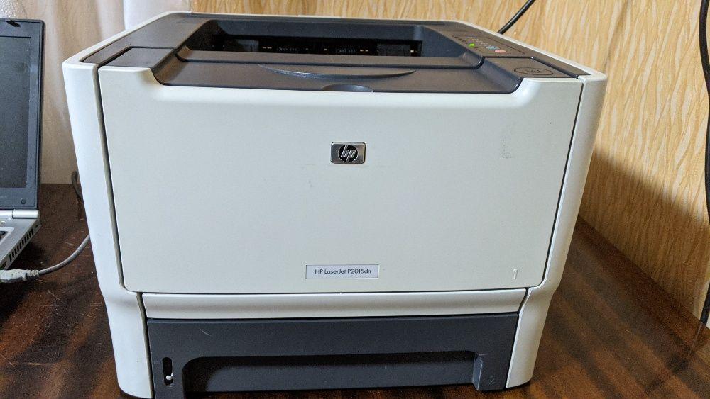 Лазерні принтери HP Laserjet P2015dn Ровно - изображение 1