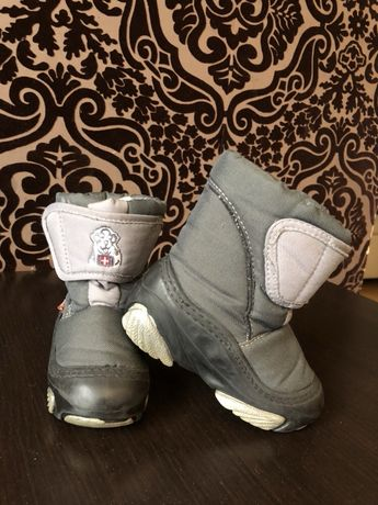 Зимние ботинки Demar 22-23р.
