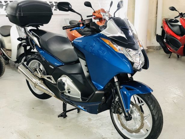 В КРЕДИТ мотоцикл Honda NC Integra 2014г ABS АВТОМАТ только из Японии