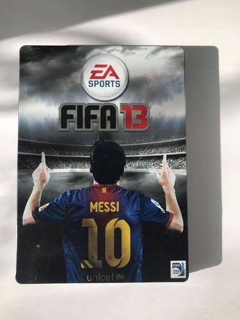 Fifa 13 PS3 Steelbook