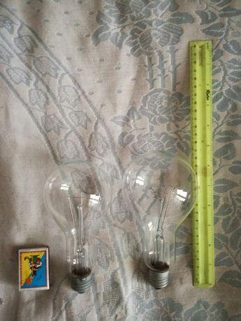 Лампы 300 и 200 w