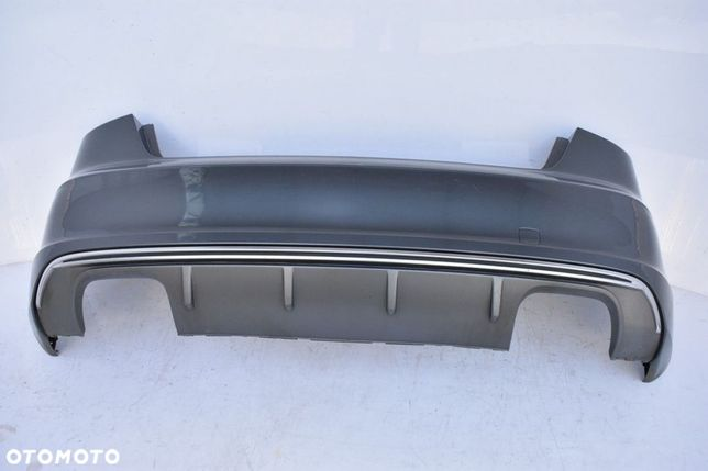 Zderzak Tył Tylny Bez Pdc Audi S3 8V 8V3 Lx7R 12-