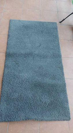 Dywan szary 150 x 80cm