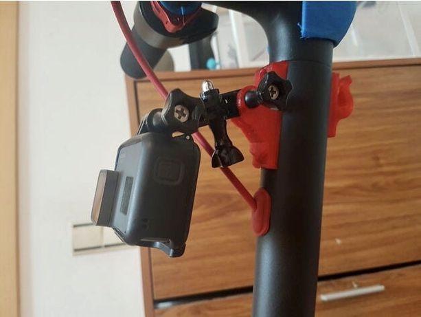 Крепление экшен-камеры GoPro для Xiaomi M365/M365 PRO