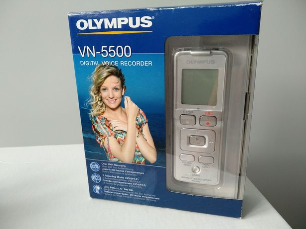 Dyktafon cyfrowy Olympus VN-5500 stan idealny