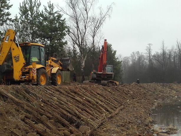 wyburzenia rozbiórki wycinka drzew czyszczenie działki sprzątanie urle