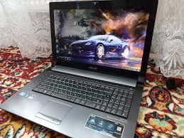 """Игровой Ноутбук бу 17,3"""" Asus N73S/Intel Core i7/DDR3-8Гб озу 1тб"""