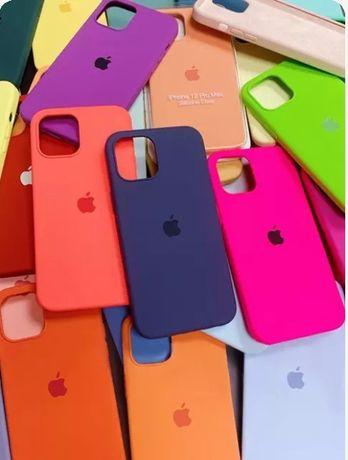 Чехол Full для iPhone 12 12pro 12mini 12promax X Xs Xr 11 11pro 7 8 8+