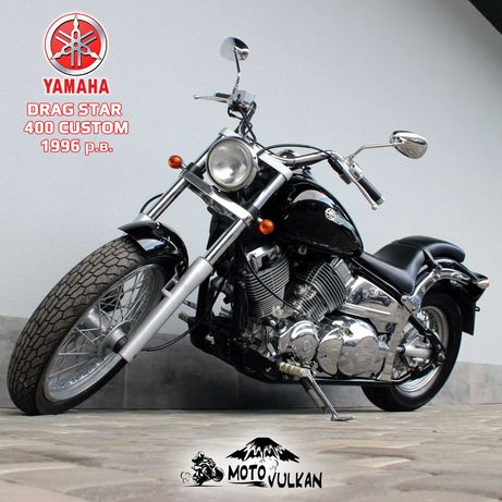 Мотоцикл Yamaha DRAG STAR 400 CUSTOM (7160)