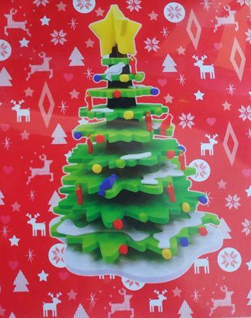 NOWA Choinka Bożonarodzeniowa piankowa