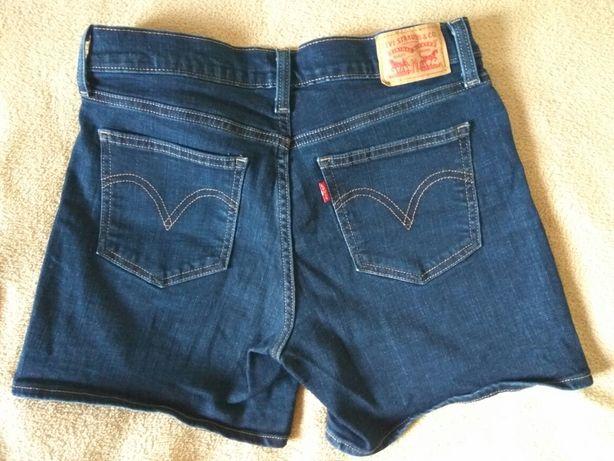 Шорты джинсовые Levi's для подростков 29 из USA