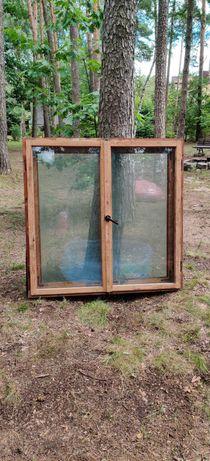 Używane okna drewniane