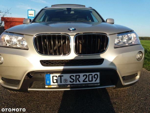 BMW X3 BMW x3 Navi