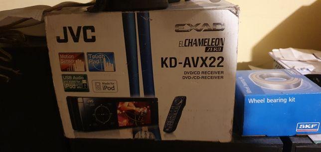 Radio JVC KD-AVX22