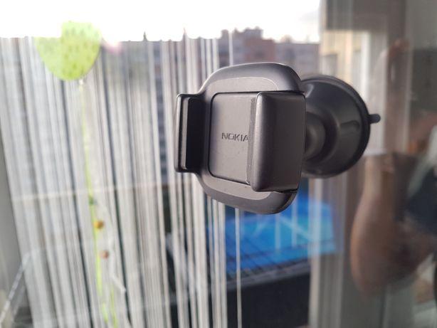 Uchwyt wieszak samochodowy telefoniczny na telefon firmy Nokia
