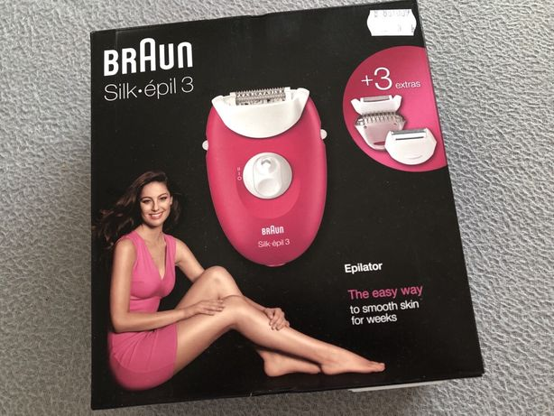 Depilator Braun