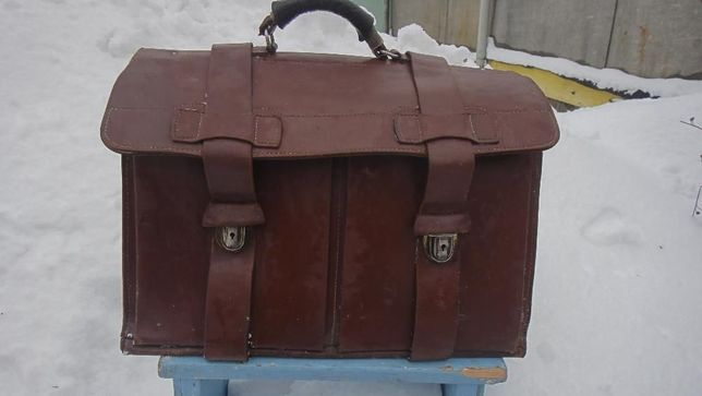 портфель немецкого служащего 40-егг