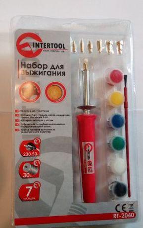 Набор для выжигания Intertool - 30 Вт