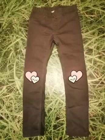 Spodnie H&M r. 116