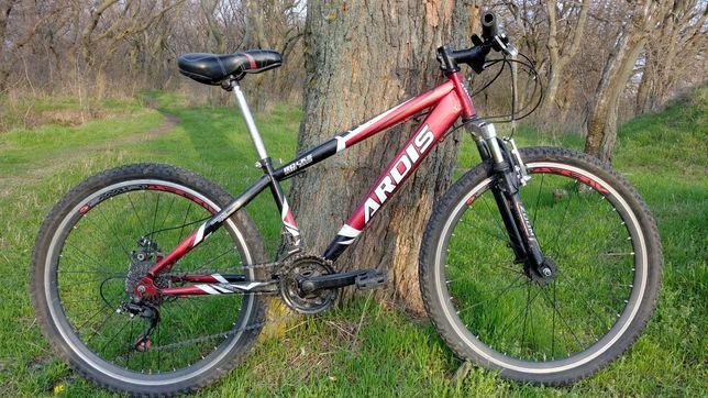 Велосипед Ardis rocks 26 колеса подростковый shimano годный мтб дербан