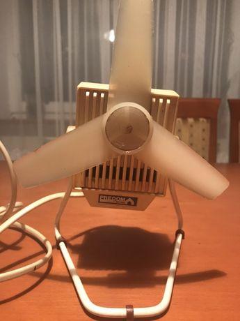 Predom metrix Tczew 1983 wiatrak wiatraczek wentylator