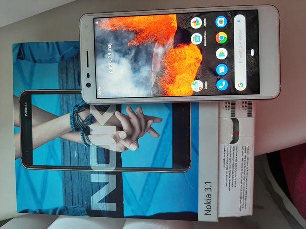 Smartfon Nokia 3.1