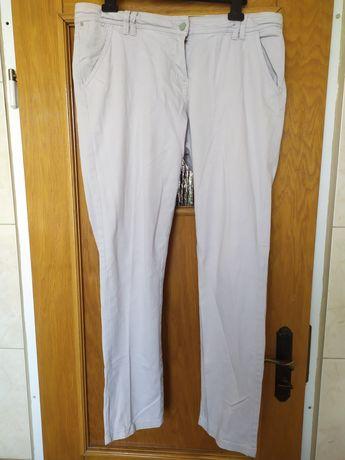 Spodnie ecru xxl