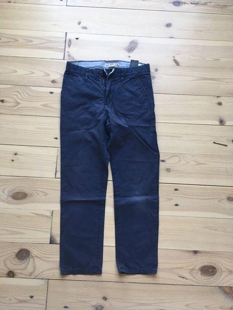 Spodnie hm 134 bawelna