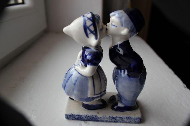 vintage figurka porcelanowa